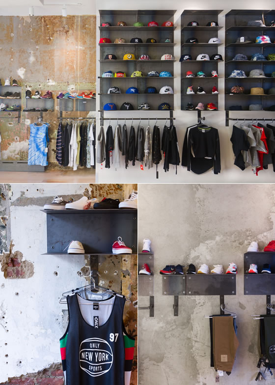 ALUMNI sneaker BOUTIQUE NEW YORK