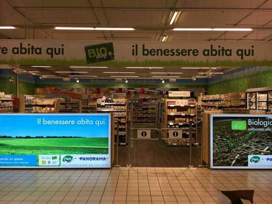 Bio Shop Roma