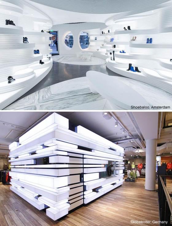 Il mondo infinito di HI-MACS® a Retail Design Expo