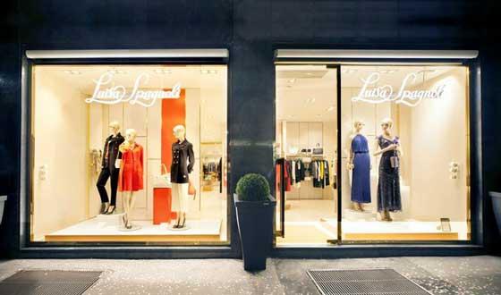Luisa Spagnoli boutique Milano