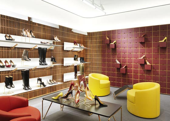 Bally apre un flaghship store a Beverly Hills. Lo spazio è stato realizzato in collaborazione con lo studio David Chipperfield Architects