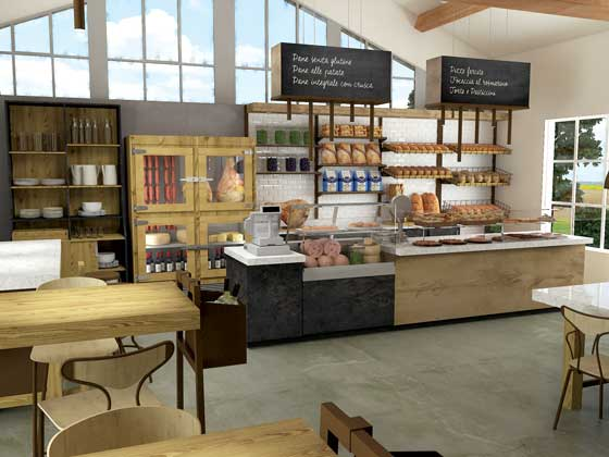 retail & food retail design