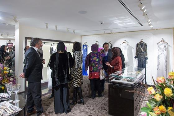 Roberto Cavalli boutique Teheran