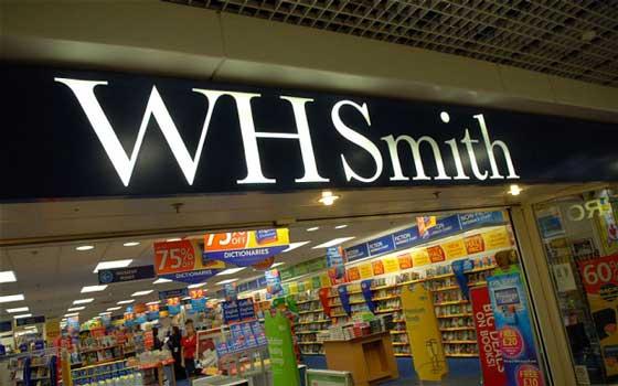 WHSmith testa un negozio dedicato alle cuffie digitali