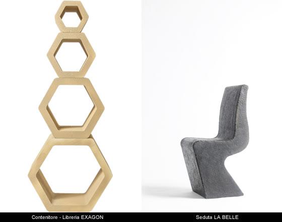 design oggetti arredo