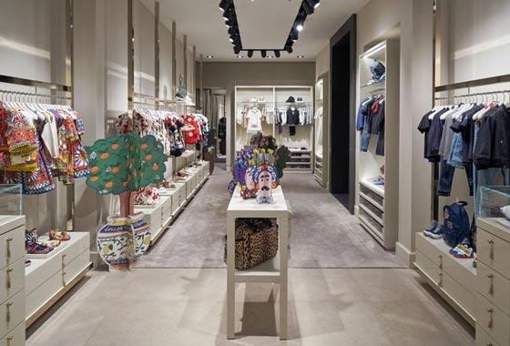 boutique Dolce & Gabbana Zurigo