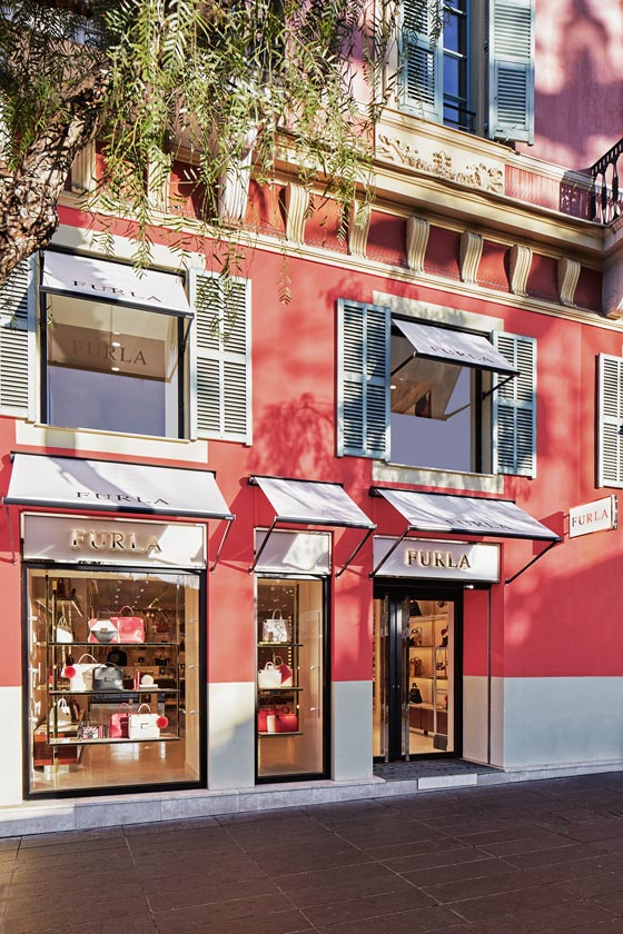 Furla boutique Nizza