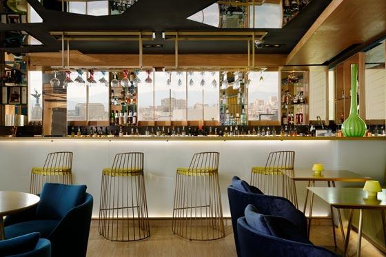 hotel-indigo-sky-lounge Teresa Sapey Estudio de Arquitectura