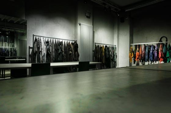 show room Avant Toi Milano