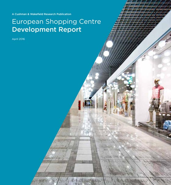 Cushman & Wakefield European-Shopping-Centre-Development-Report