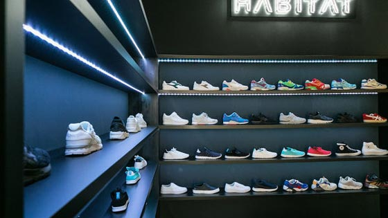 Habitat sneakers limited edition