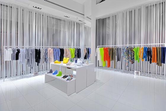 Nuovo flagship store Issey Miyake