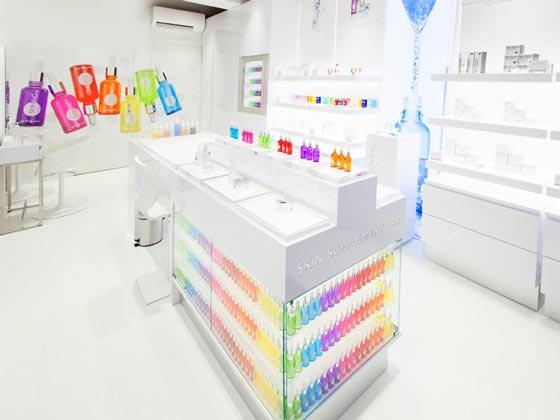 Apre a Milano il primo negozio Skin Inc, per chi ama lo skincare su misura