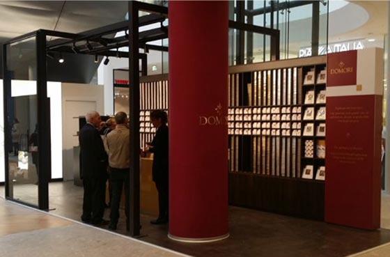 domori-centro-commerciale-il-centro-arese-Re.d, divisione di retail e marketing design di M&T