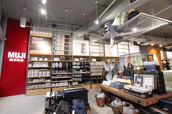 flagship store MUJI milano