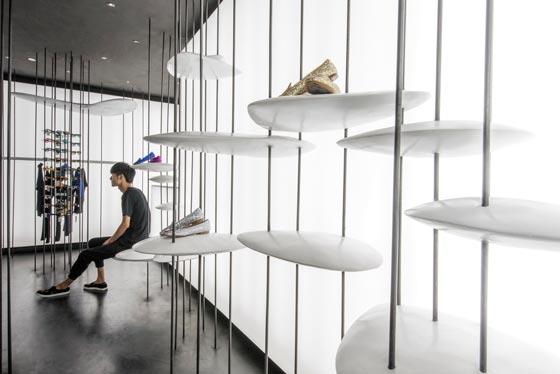AN shopfitting magazine retail design store design