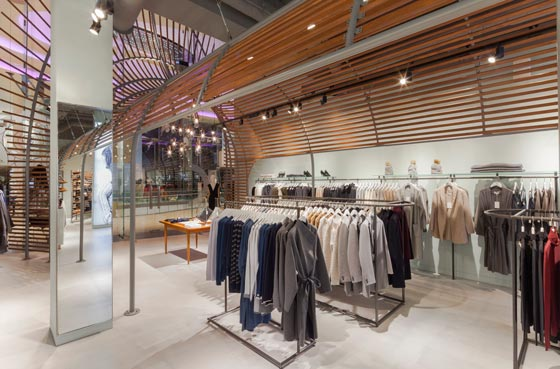 retail design Checkland Kindleysides Jigsaw Westfield