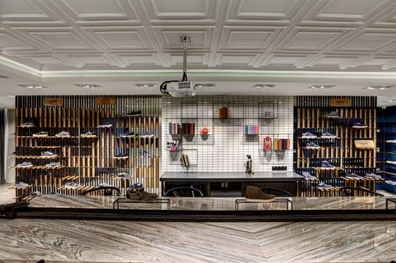 concept store Schekers retail design Zemberek