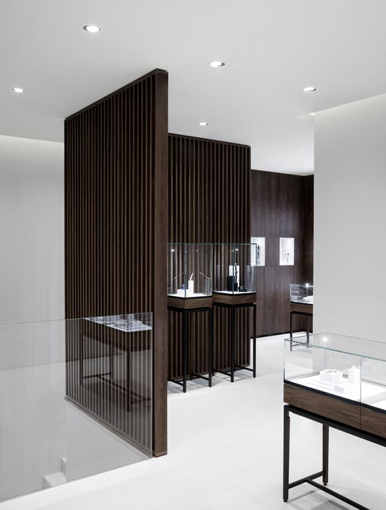 GEORG JENSEN London retail design