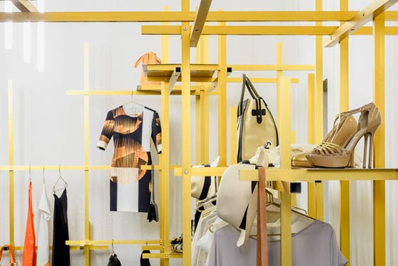 Troquer-Fashion-House concept store Zeller_Moye-retail-design