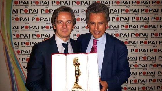 popai award 2016 cefla