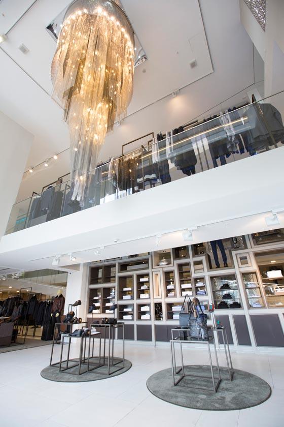 Retail Design Emporium Men Baku