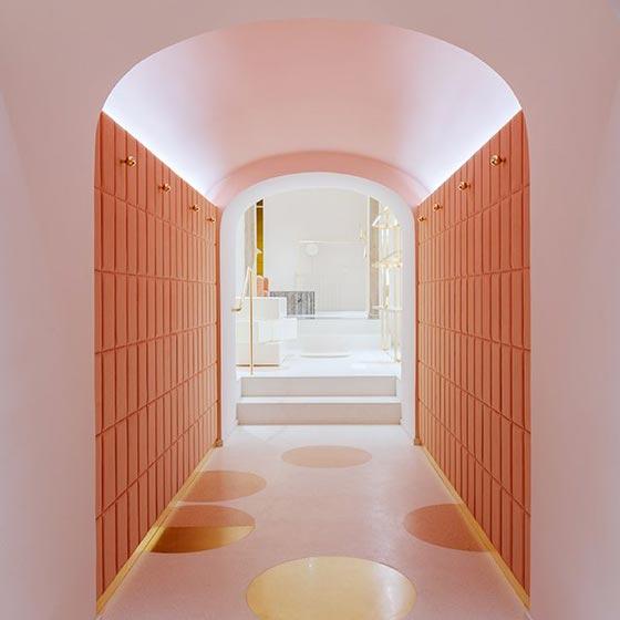 retail design red-valentino-roma-concept-store