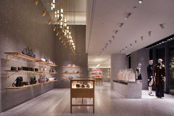 Valentino flagship store Tokyo
