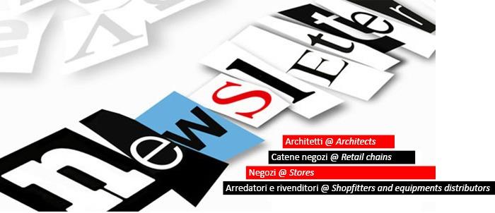AN Shopfitting Magazine Retail design newsletter dem