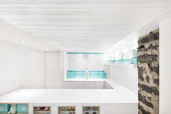 Studio di Architettura Open Form progetto pasticceria Petit Lapin